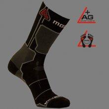 Moose Nordkapp sportovní ponožky černá 981ced51d3