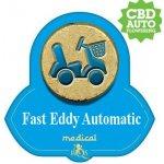 Royal Queen Seeds Fast Eddy CBD Automatic 3 ks
