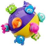 Mattel Skákající balon se zvuky Chuckle Ball