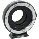 METABONES adaptér objektivu Canon EF na MFT T Speed Booster XL 0,64x