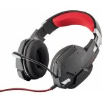 Trust GXT 322 Carus Gaming Headset - black, 20408