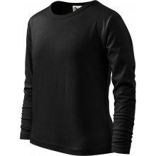 Adler Long Sleeve 160 triko dětské 121 černá