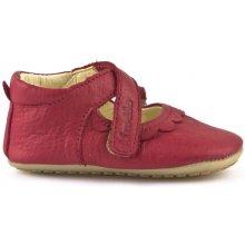 Jonap Froddo kožené capáčky sandálky Prewalkers G červené 75d423c225