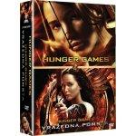 Hunger Games + Hunger Games: Vražedná pomsta DVD