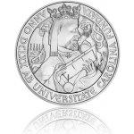 Česká mincovna Stříbrná kilogramová mince Založení Univerzity Karlovy stand 1000 g