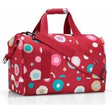 Reisenthel cestovní taška ALLROUNDER L funky dots 2