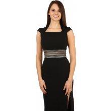 Dlouhé šaty černá - Heureka.cz c0e673d064