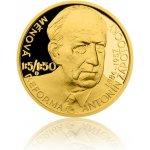 Česká mincovna Zlatý dukát Českoslovenští prezidenti Antonín Zápotocký 3,49 g