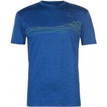 Karrimor Merino T Shirt Mens Blue Marl