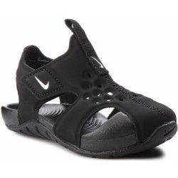 Dětská bota Nike Sunray Protect 2 943827-001 černá 1c9a0760e06