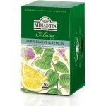 Ahmad Tea Ovocný čaj Máta s citrónem 20 ks