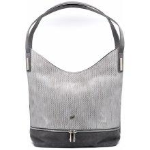 e776fd5c1c Dapi dámská velká kabelka 45075-29 šedá