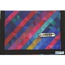 Loap Club wallets peněženka geometrické tvary
