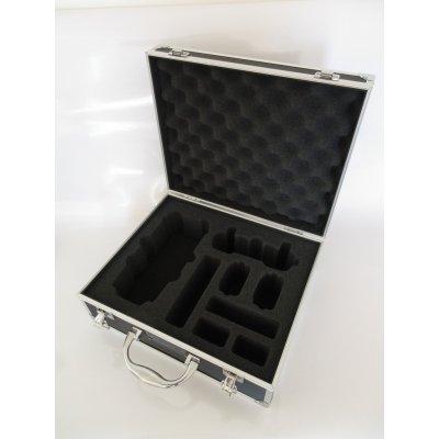 Transportní kufr S-Idee pro dron MAVIC tvrzený plast hliníkové vyztužení