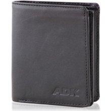 Pánská peněženka Damašek černá DK-078