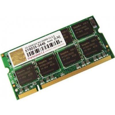 Transcend JetRam SODIMM DDR2 1GB 800MHz JM800QSU-1G