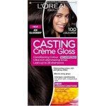 L´Oréal Casting Crème Gloss 100 temně černá