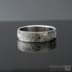 Prima Prekovane Drevo Snubni Prsten Damasteel Sk1299 Od 4 190 Kc