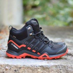 Adidas Performance TERREX SWIFT R2 MID GTX Pánské boty alternativy ... fe91455001