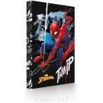 Karton P P Box na sešity A4 Spiderman