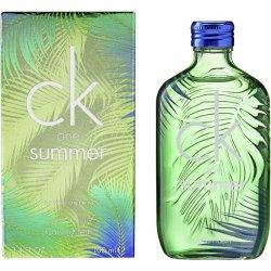 Calvin Klein CK One Summer 2016 toaletní voda unisex 100 ml od 568 ... 65729f4f71
