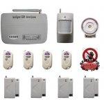 Bezdrátový GSM Alarm 100 CZ Basic