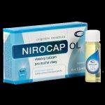Nirocap OL Vlasový balzám pro suché vlasy 6 x 15 ml