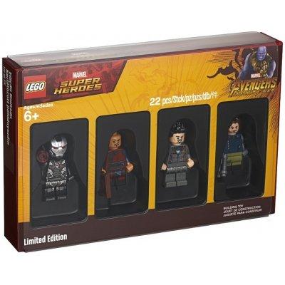 LEGO 5005256 Minifigure Collection, Bricktober 2018 4/4 (TRU Exclusive) - Super Heroes