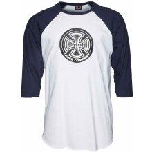 Independent 88 TC BASEBALL / white/navy