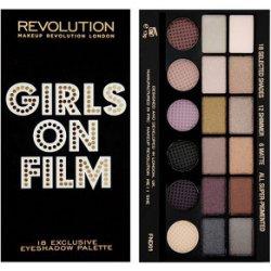Makeup Revolution Salvation palette Girls on Film