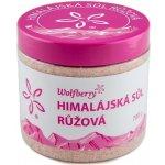 Himalájská sůl růžová jemná 700 g Wolfberry v sáčku