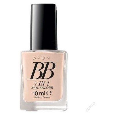 Avon BB lak na nehty 7 v 1 Perfect Pink 10 ml