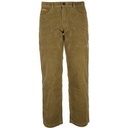 Rejoice Pánské manšestrové kalhoty Worm Wood hnědé alternativy ... a20476b5dc