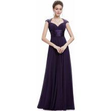 Ever Pretty plesové dlouhé šaty s flitry 7ee3dd8938