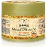 Recepty Babičky Agafií Maska na vlasy Vaječná – Výživná 300 ml