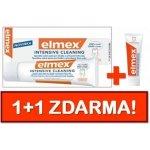 Elmex zubní pasta Intensive Cleaning 50 ml + Elmex pasta 12 ml