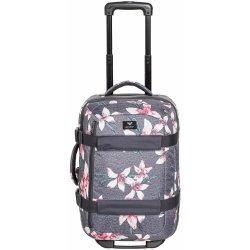 7ef8d3be83b0e Cestovní zavazadla Roxy Wheelie charcoal heather flower field 30l