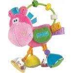 PLAYGRO Toy Box Kůn Klipp Klapp růžový