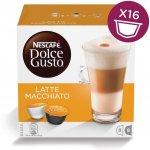 Nescafé Dolce Gusto Latte Macchiatto kávové kapsle 16 ks