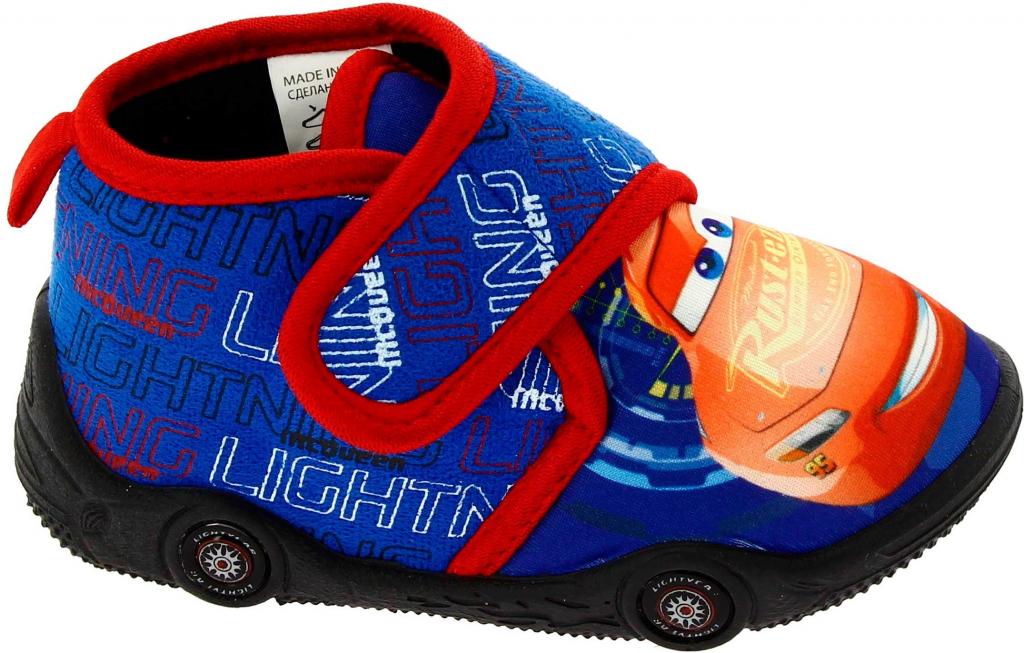 07115163e90 Disney by Arnetta Chlapecké bačkůrky Cars modré od 299 Kč - Heureka.cz