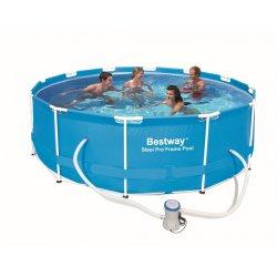 Bazén Bestway s konstrukcí 3,66 x 1 m