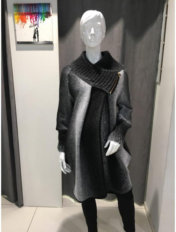 těhotenský kabátek Reni šedá od 2 490 Kč - Heureka.cz 1feb2ff36d