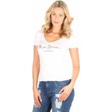 64dab93412e Pepe Jeans dámské tričko Melissa bílé