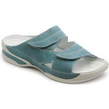 Medistyle Zdravotní pantofle Lucy 5L-E17 9 tyrkysové 945d168beb
