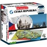 Wiky 4D puzzle Česká republika