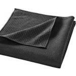 CCM Fitness rychleschnoucí ručník černý 60 x 183 cm