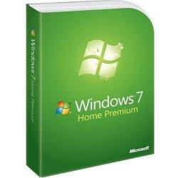 OEM Microsoft Windows 7 Home Premium CZ GGK DSP OEI (4VC-00004)