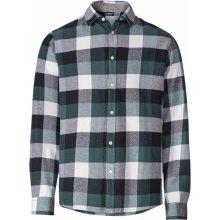 Livergy Pánská flanelová košile zelená fd68cfde78
