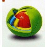 Puzzle ball hlavolam logická skládačka 3D
