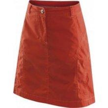 Hannah Bree mandarin red dámská sukně